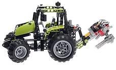LEGO Technic 9393 - Traktor