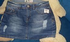 Gonna donna jeans nuova taglia M