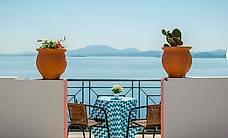 Kleine Ferienwohnung für Sonnenanbeter in Griechenland