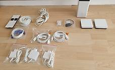 HDMI / Ethernet / Internet / Swisscom TV Box + Fernbedienung