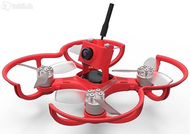 Emax BabyHawk 85mm - FPV-Race Copter, PNP-Bausatz rot