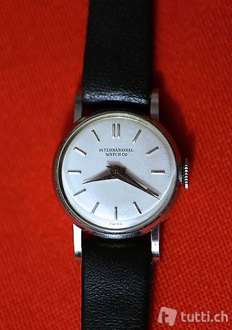 Vintage  IWC, Cal.41, Damenuhr  - funktioniert einwandfrei