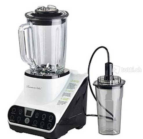 Standmixer mit Vakuumier-Funktion & LED-Touch-Display, 1,5 l