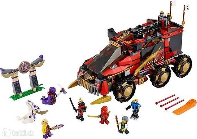 Lego Ninjago 70750 #3 Ninja DBX