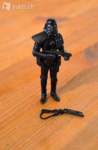 Star Wars Shadow trooper Hasbro + custom