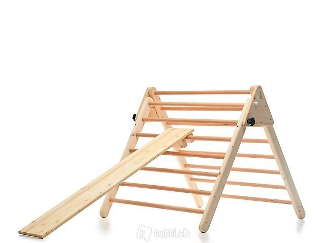 Kletter Dreieck nach Emmi Pikler - Swiss Made