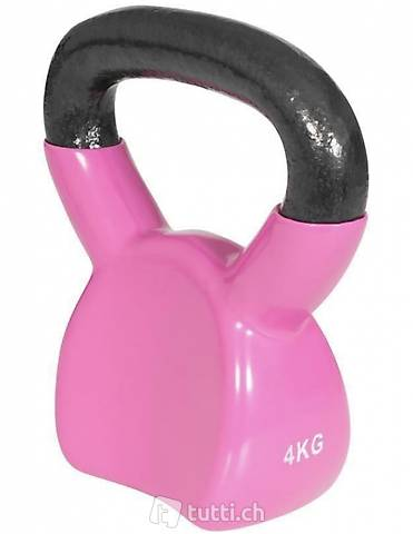 Kettlebell Ergonomisch 4 KG