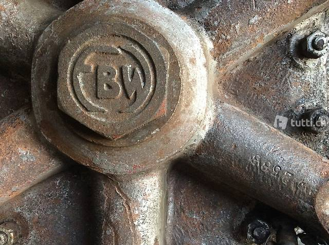 FBW Bremstrommel