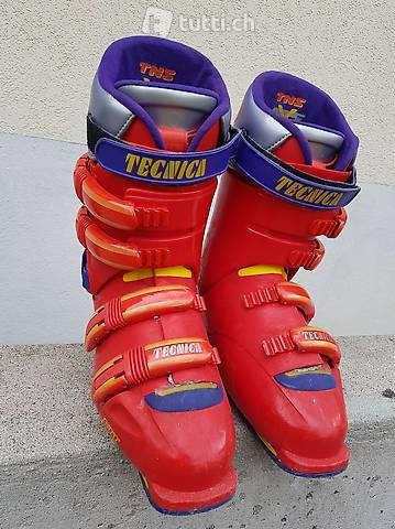 Ski boots TECNICA TNS AVS Fibertech, 7 1/2 (41)