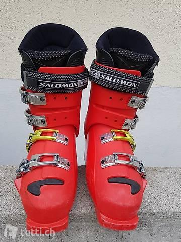Ski boots SALOMON Performa 9.0 Course Axe 40-41