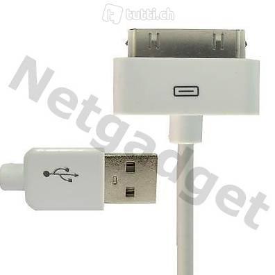 USB Kabel für iPod und iPhone - 1.12m