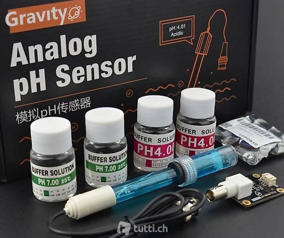DFrobot Gravity analog pH Sensor Meter Kit V2