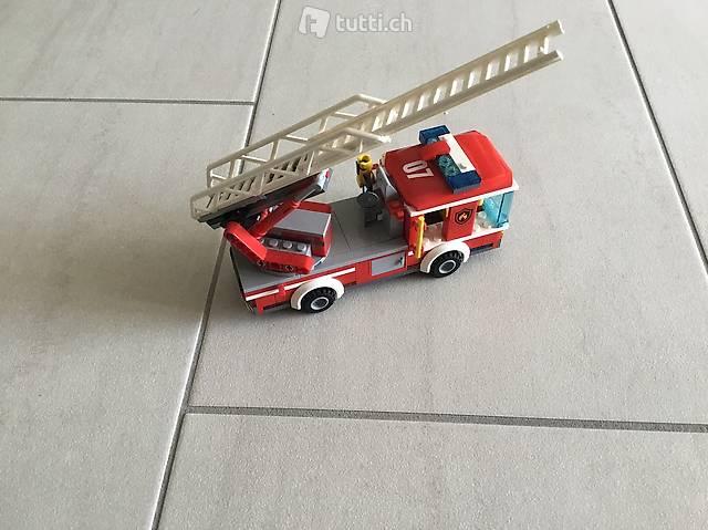 Camion pompieri