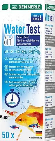 Wasser Test 6in1