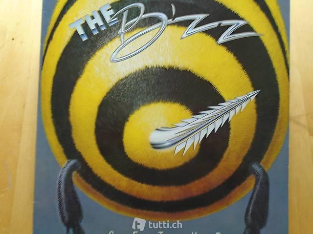 The B`zz, EX The Boyzz, Vinyl
