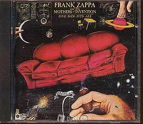 Frank Zappa - One Size Fits All - NOS