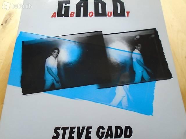 Steve Gadd, Vinyl
