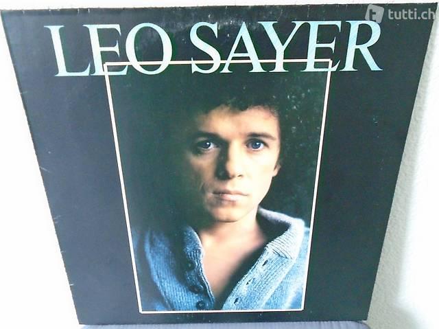 Leo Sayer, 6, Vinyl, Schallplatte