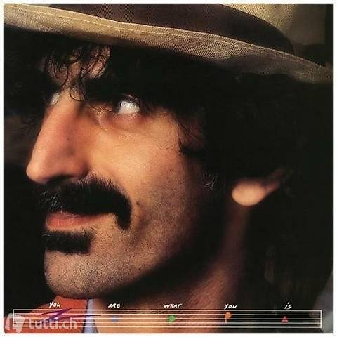 Frank Zappa You Are What You Is - NOS