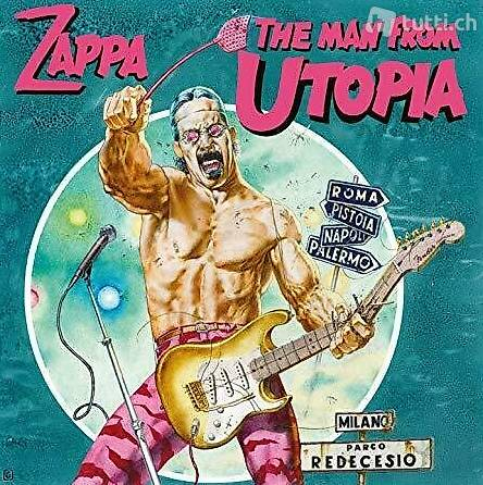 Frank Zappa - The Man From Utopia  NOS