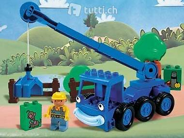 Lego Duplo 3273 Bob, Lofty and the Mice