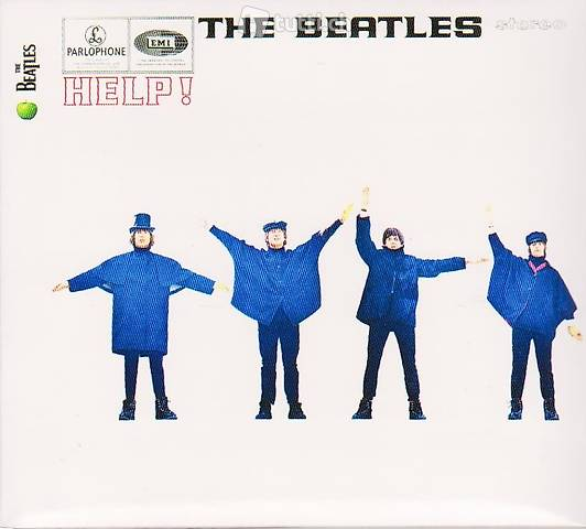 THE BEATLES - Help ! (rare Soundtrack CD - Argentinische CD)