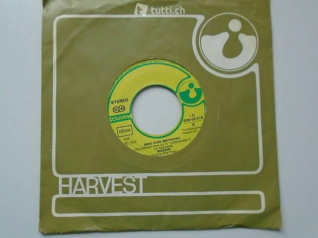 The Wizzard ( Roy Wood ) Single Vinyl, Schallplatte