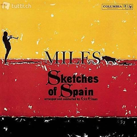 MILES DAVIS - SKETCHES OF SPAIN - NOS