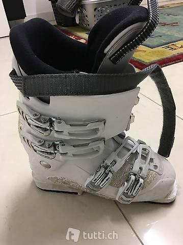 Vendo scarponi da sci da donna
