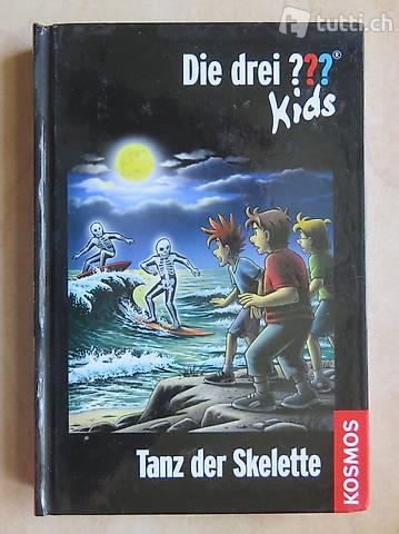 Die drei ??? Kids- Tanz der Skelette