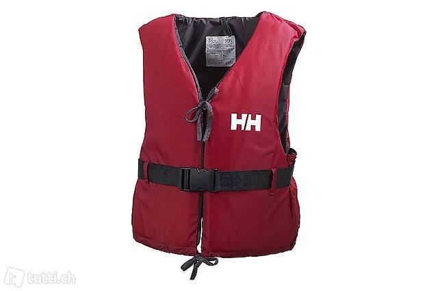 Schwimmweste Helly Hansen L 70 bis 90 kg rot
