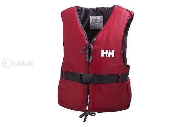 Schwimmweste Helly Hansen - XL 90+ kg rot