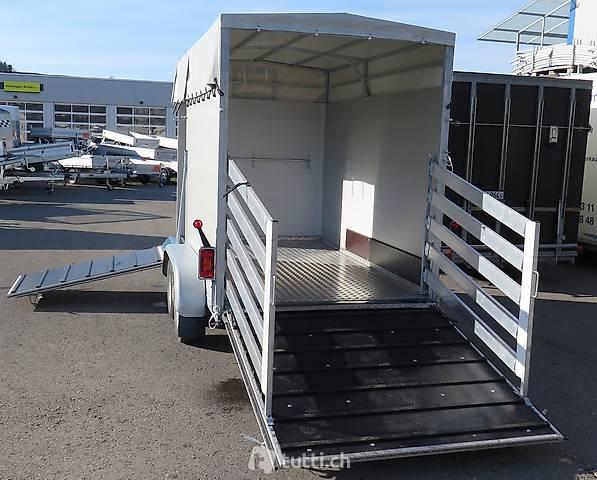 Viehanhänger Vezeko VT 2700kg Viehwagen Grossviehanhänger