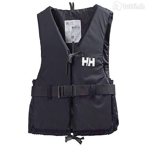 Schwimmweste Helly Hansen M 60 bis 70 kg schwarz