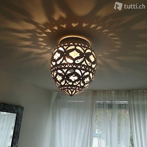 Keramik Lampe