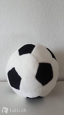 Fussball aus Plüsch 21cm