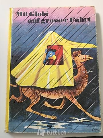 Mit Globi auf grosser Fahrt original Ausgabe 1 von 1979