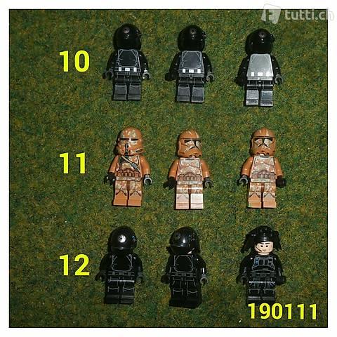 Lego Star Wars Trooper 2 sets, einzelkauf möglich
