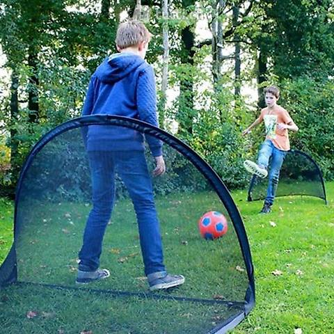 Pop-up Fussball / Unihockey Tor