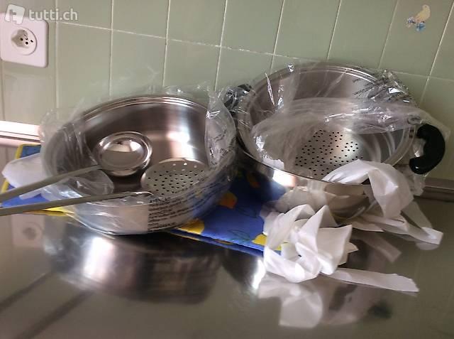 Tre pezzi per la cucina