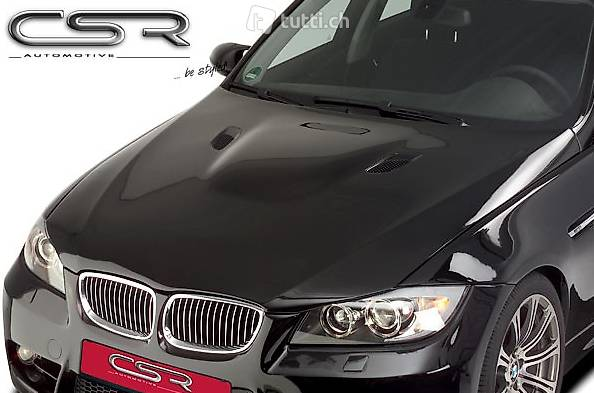Motorhaube BMW 3er E90 E91 Bj 05-08 Limousine Touring