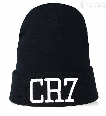 Winterkappe Beanie CR7 Ronaldo Hat Hut Christiano Fussball P