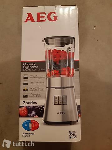 AEG SB7500 Standmixer