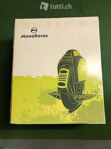 monorover brandneues elektro mono skateboard