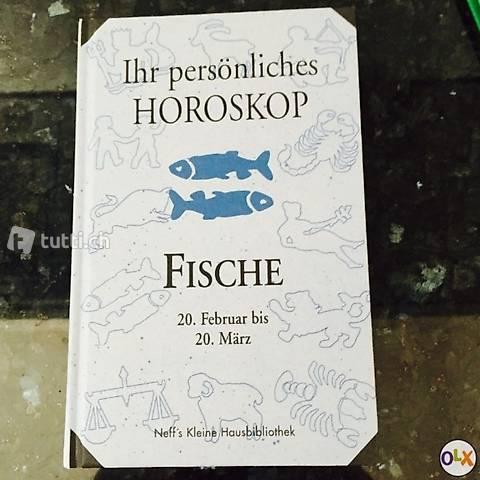 Fische Sternzeichen Buch