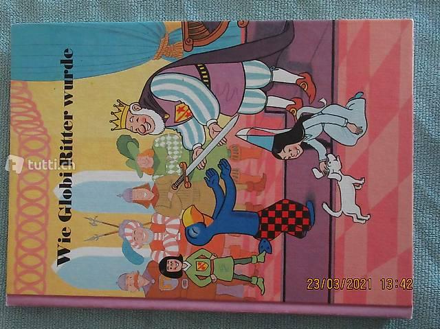 Wie Globi Ritter wurde, 1 Auflage von 1983