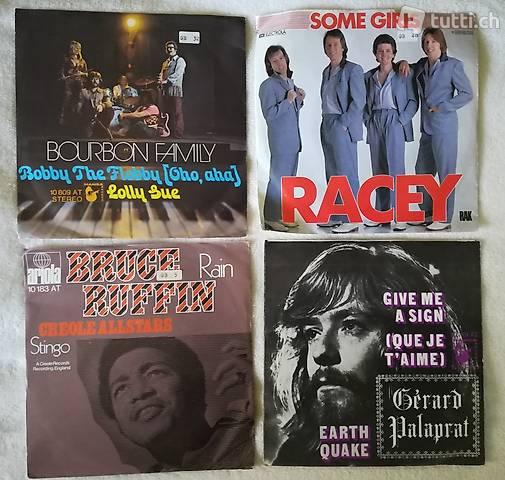 Schlager, Rock,Jazz-Musik der 60iger und 70iger zu verkaufen