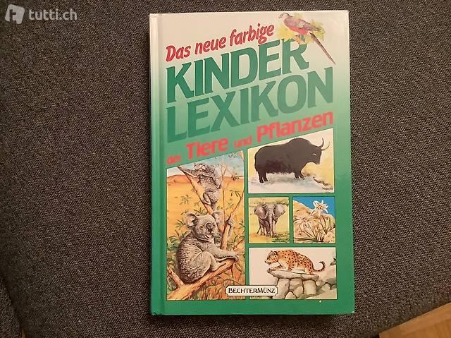 Kinderlexikon der Tiere und Pflanzen