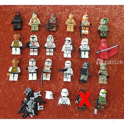 23 Figuren Star Wars
