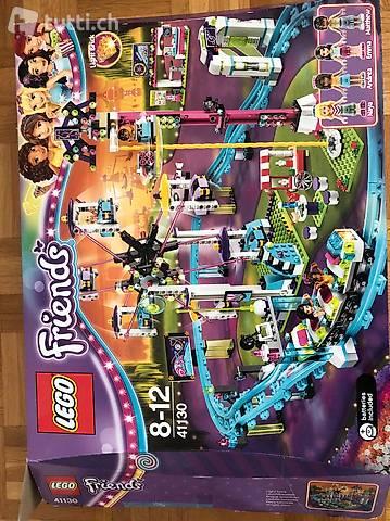 Lego Friends / Vergnügungspark
